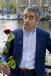 Rowan Atkinson studii