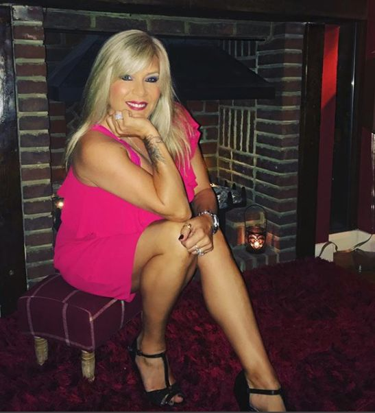 Samantha Fox prezent