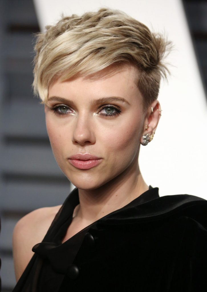 Scarlett Johansson are un nas perfect