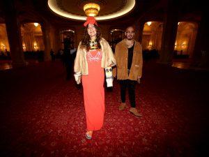 Venera Arapu ținută Elle awards