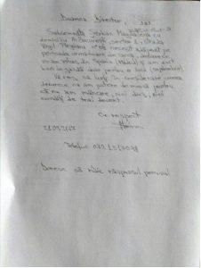 cerere Magdalena Serban