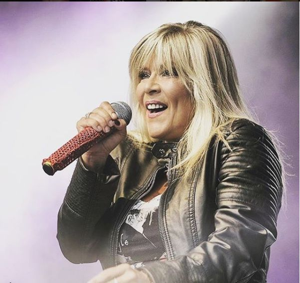 samantha Fox recent