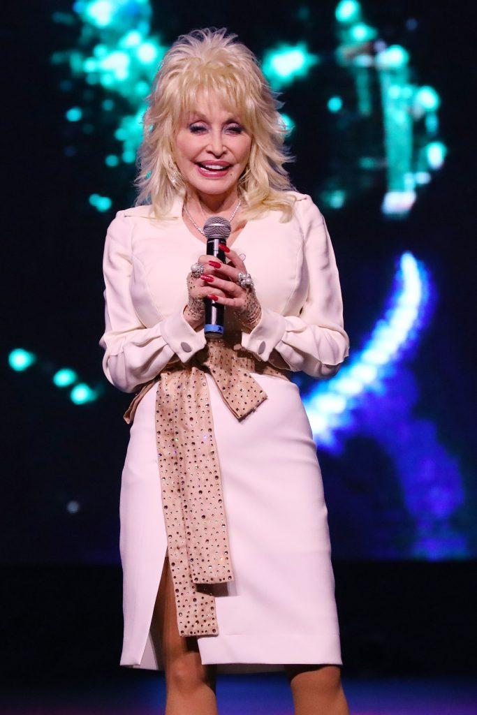 Dolly Parton concert