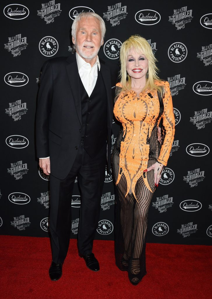 Dolly Parton si Kenny Rogers