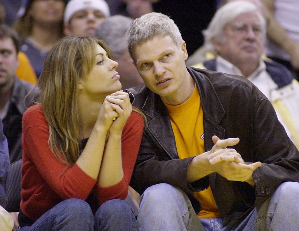 Elizabeth Hurley si Steve Bing