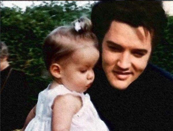 Elvis Presley fiica