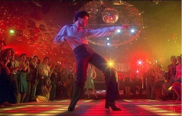 John Travolta Grease