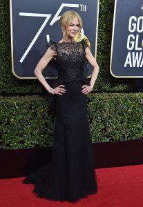 Nicole Kidman Globurile de Aur