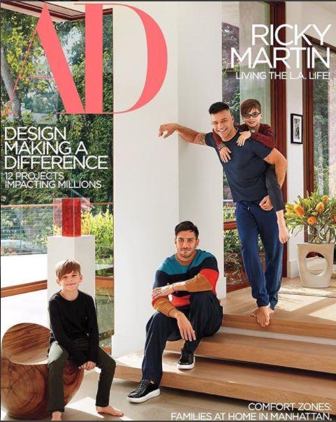 Ricky Martin casatorit