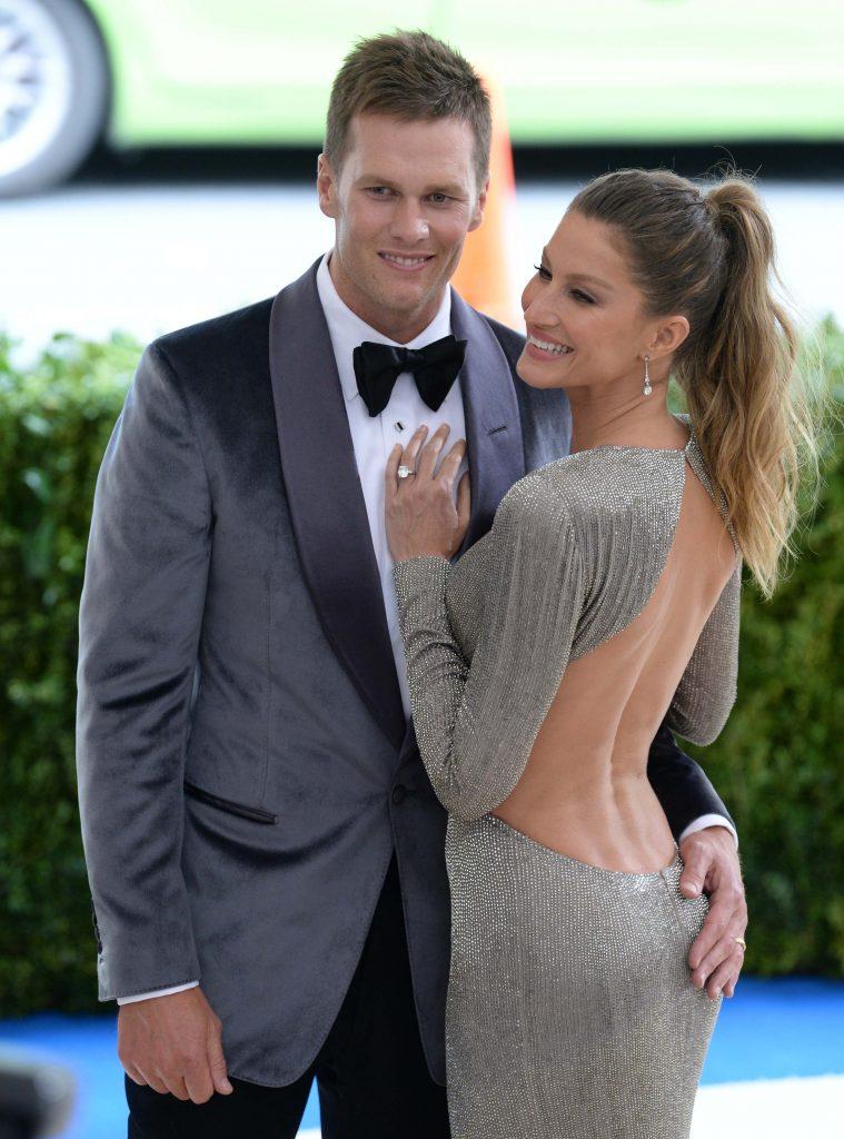 Tom Brady si Gisele Bundchen