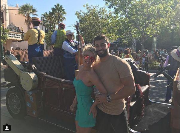 Britney si iubitul ei