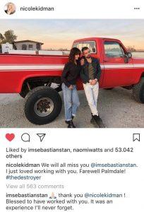 Sebastian Stan si Nicole Kidman