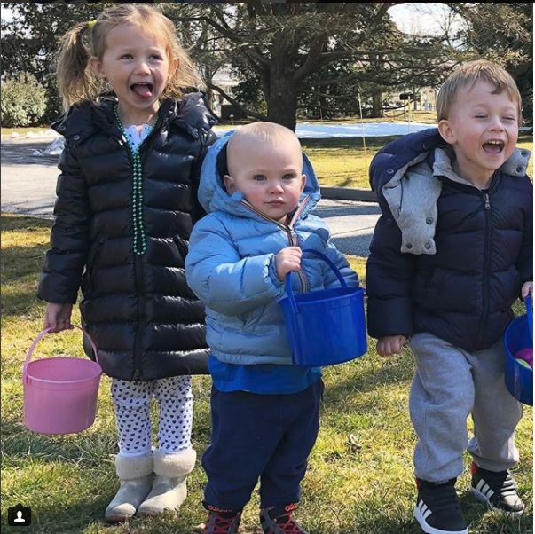Alec Baldwin are trei copii