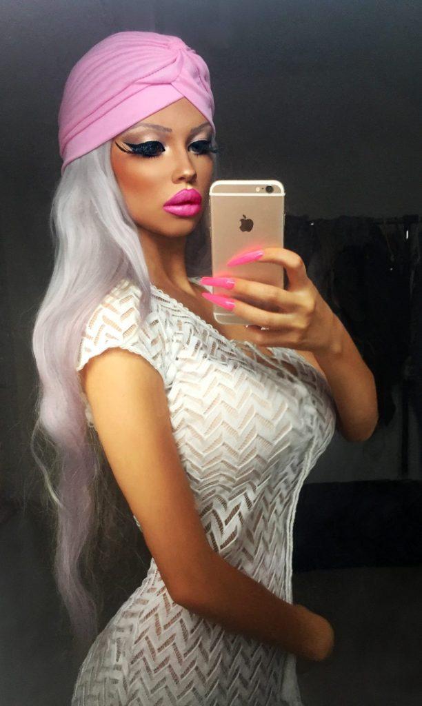 Barbie reala