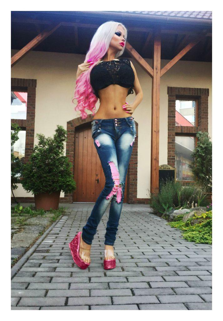 Barbie reala Cehia