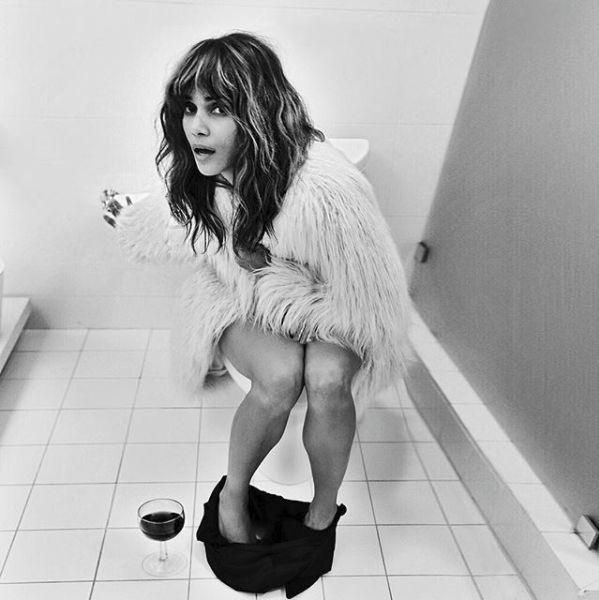 Halle Berry temperament