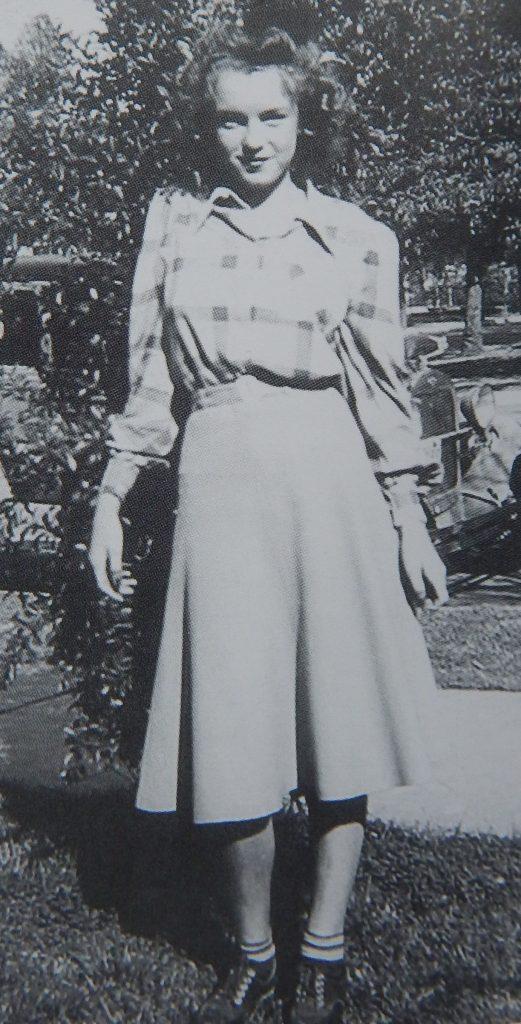 Marilyn Monroe inainte de a fi celebra