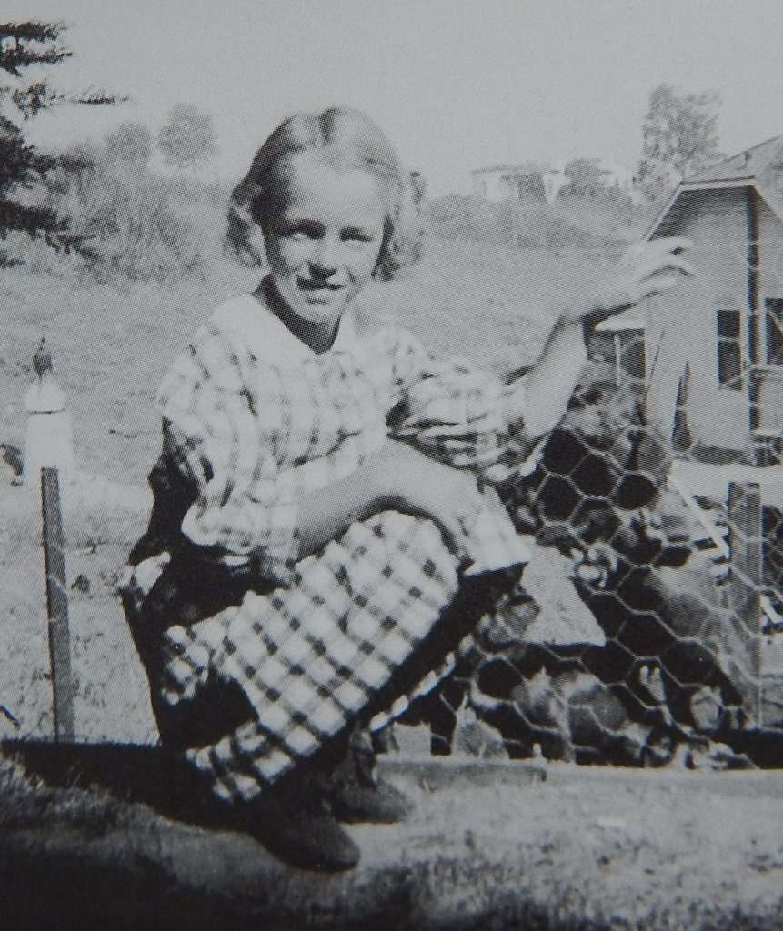 Marilyn Monroe la 10 ani