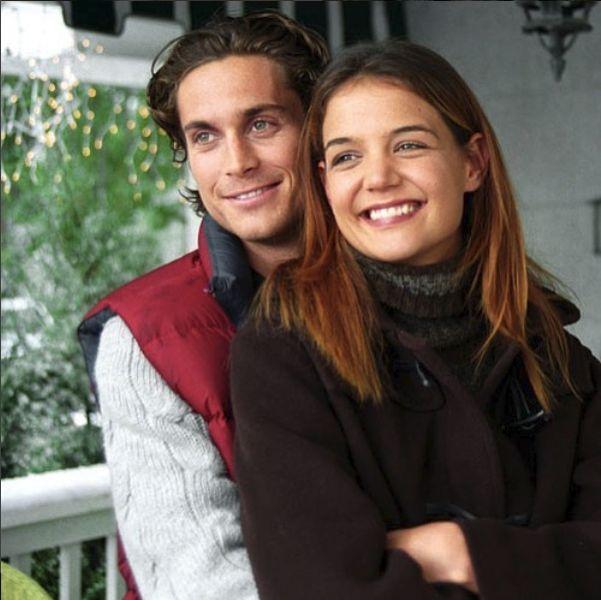 Oliver Hudson cu Katie Holmes