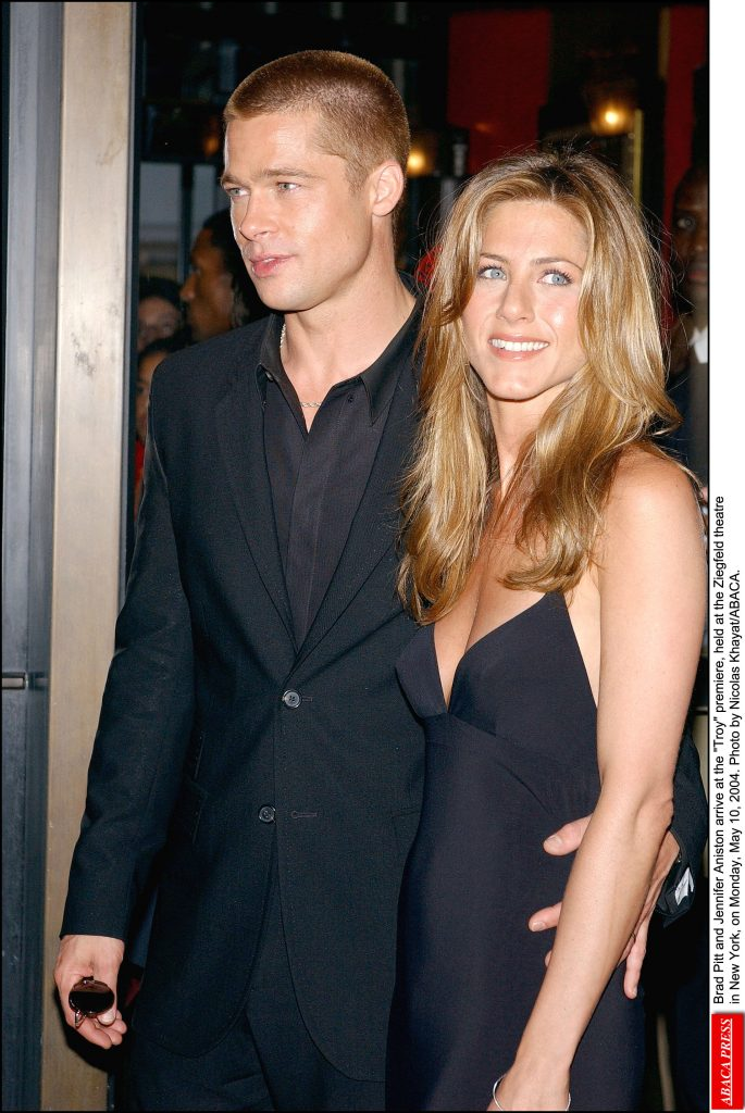Brad Pitt și Jennifer Aniston s-au căsătorit?