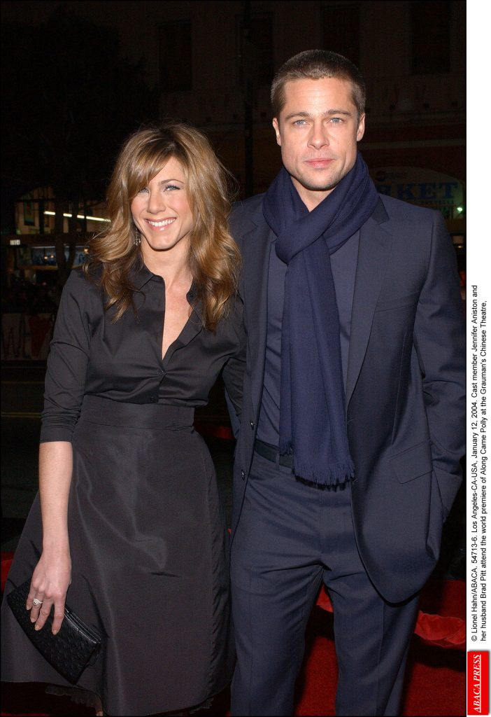 Brad Pitt și Jennifer Aniston se pregătesc să devină părinți