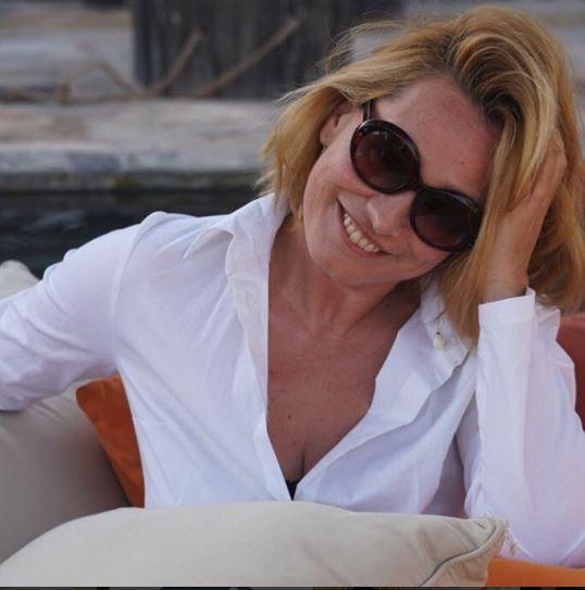 Andreea Esca, în costum de baie la 45 de ani! Imagine rară cu prezentatoarea Știrilor ProTV
