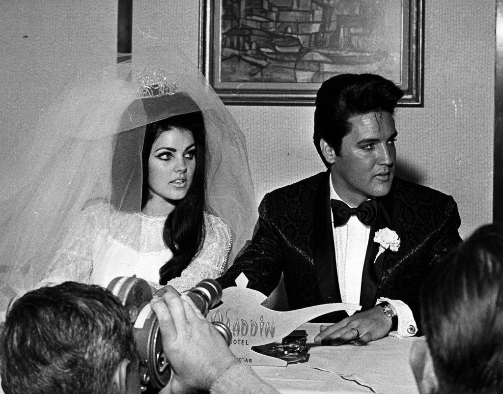 Elvis Presley, la nunta