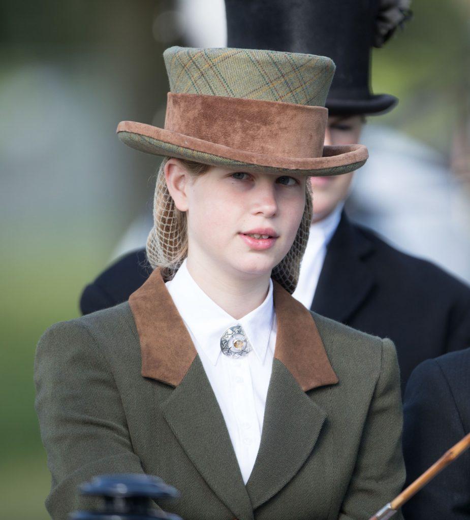 Lady Louise e verisoara cu William si Harry