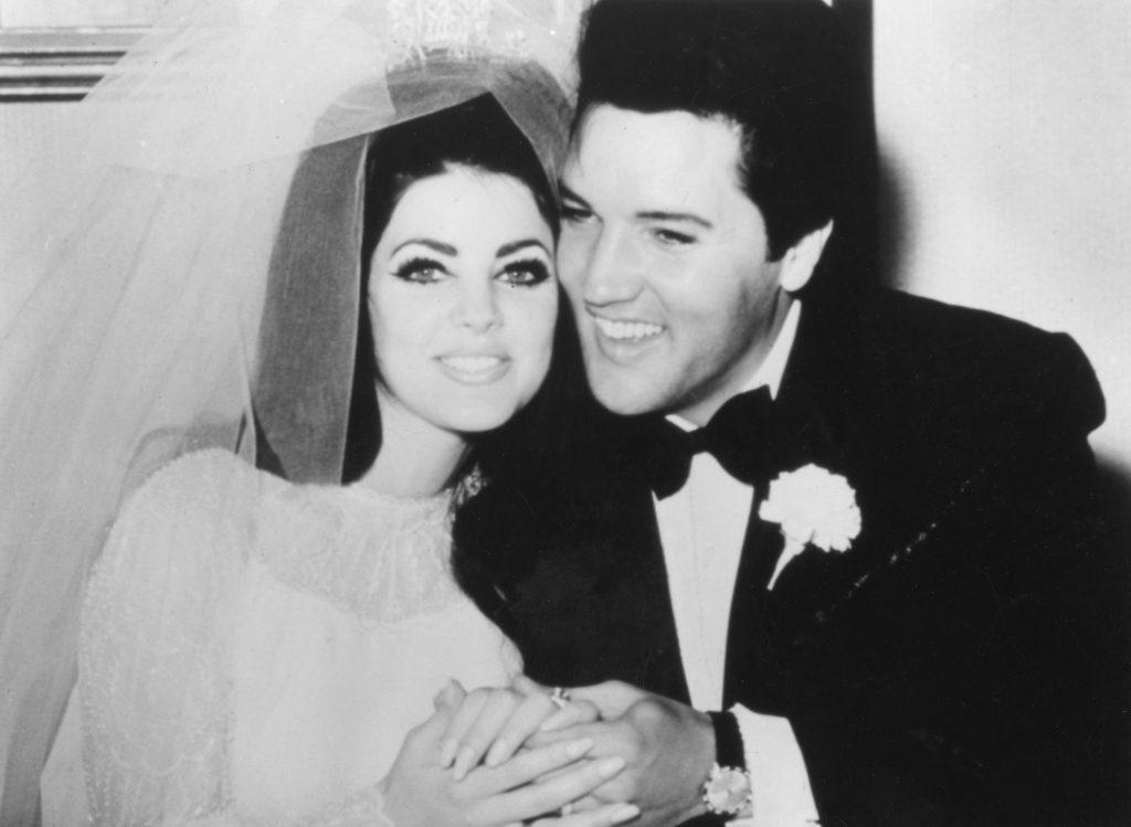 Priscilla si Elvis Presley, la nunta