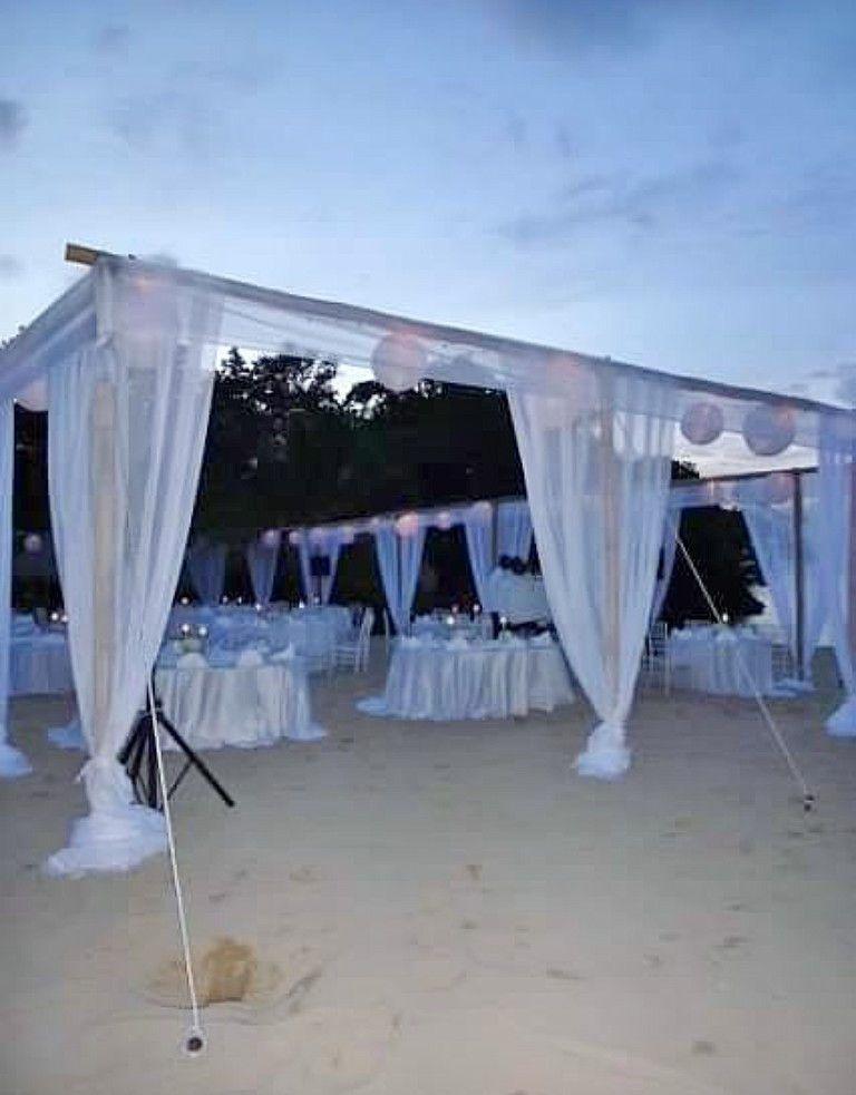 decorul de la prima nunta a lui Meghan