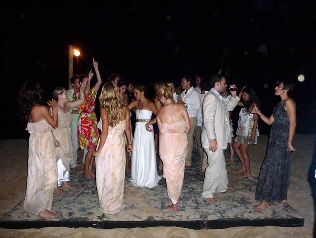 nunta pe plaja a lui Meghan Markle