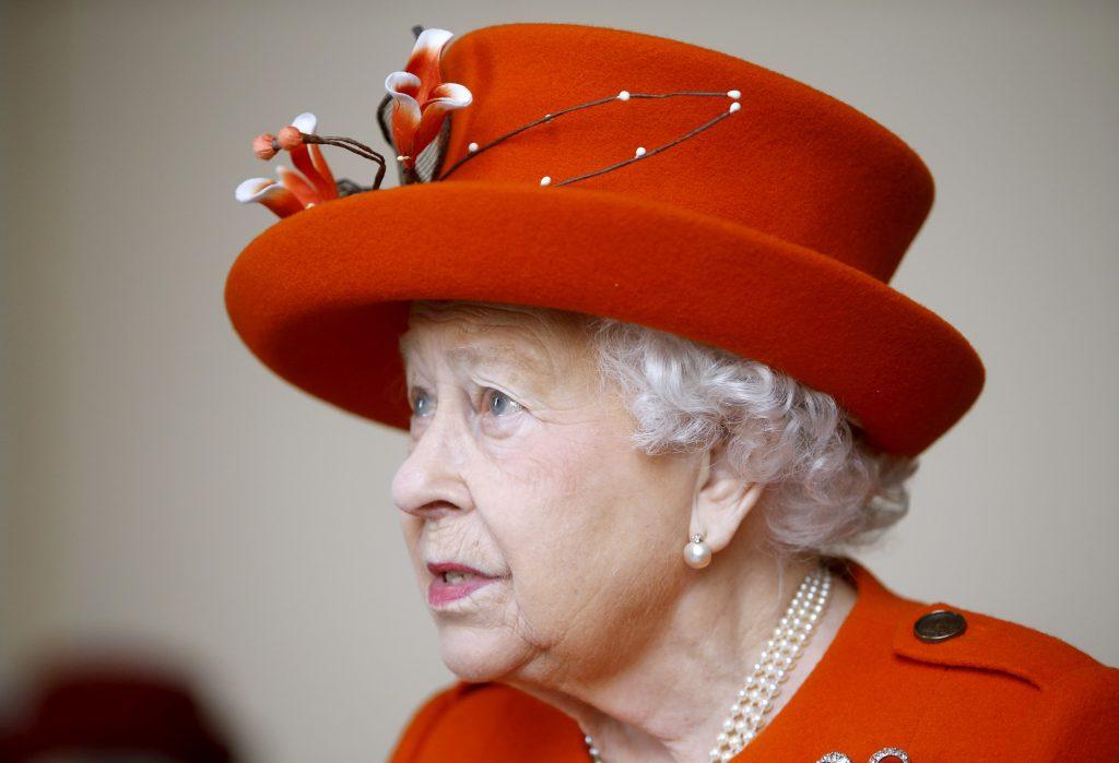 regina Elisabeta ingrijire ten