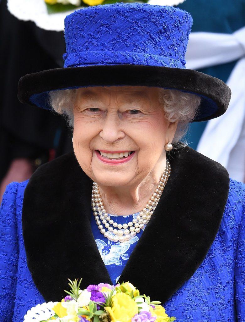regina Elisabeta ten