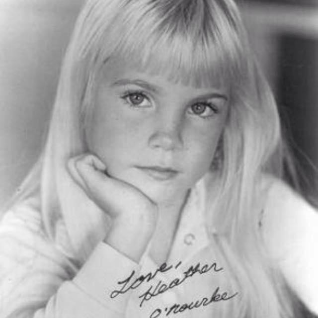 Heather O'Rourke, o frumusețe de copil, moartă la numai 12 ani