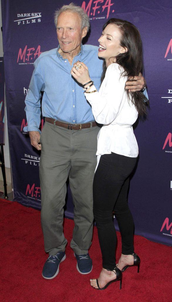 Clint Eastwood si Francesca