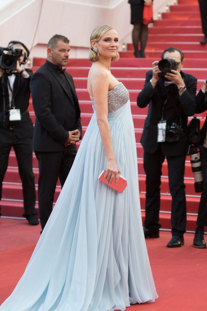 Diane Kruger insarcinata
