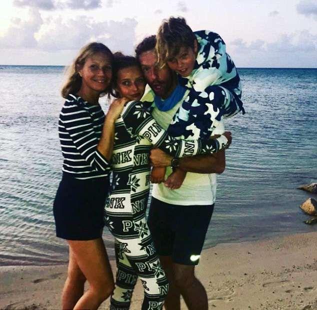 Gwyneth Paltrow, cand forma un cuplu cu Chris Martin