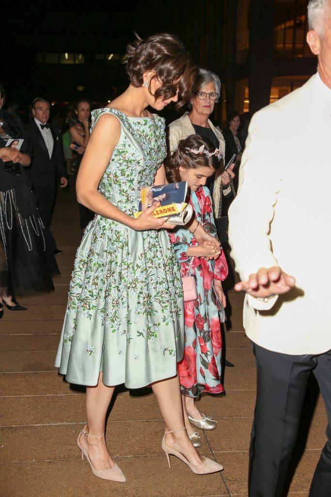 Katie Holmes si fiica ei