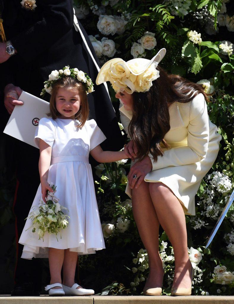 Nu ai cum să nu o iubești! Ce a făcut prințesa Charlotte la nunta prințului Harry! Râzi cu lacrimi
