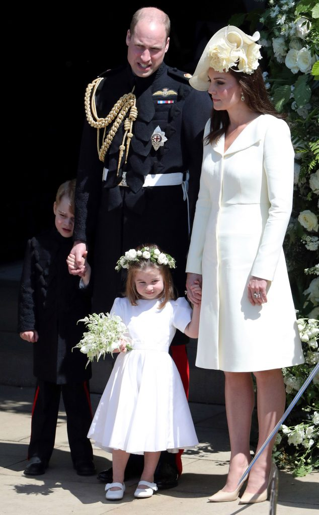 Detaliul din imaginile cu Kate Middleton de la nunta regală care a atras imediat atenția faniilor