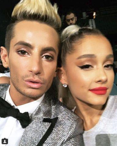 Ariana Grande si fratele ei