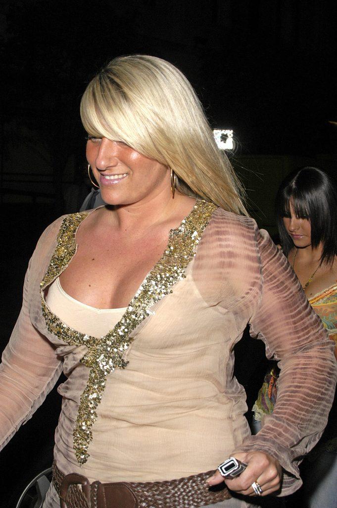 Joanne Beckham, in urma cu cinci ani