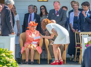 Susan Sarandon a insultat-o pe regina