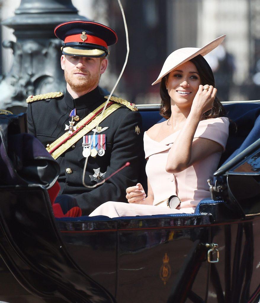 Este oficial! Anunţul făcut de palatul Kensington în legătură cu prinţul Harry şi Meghan Markle