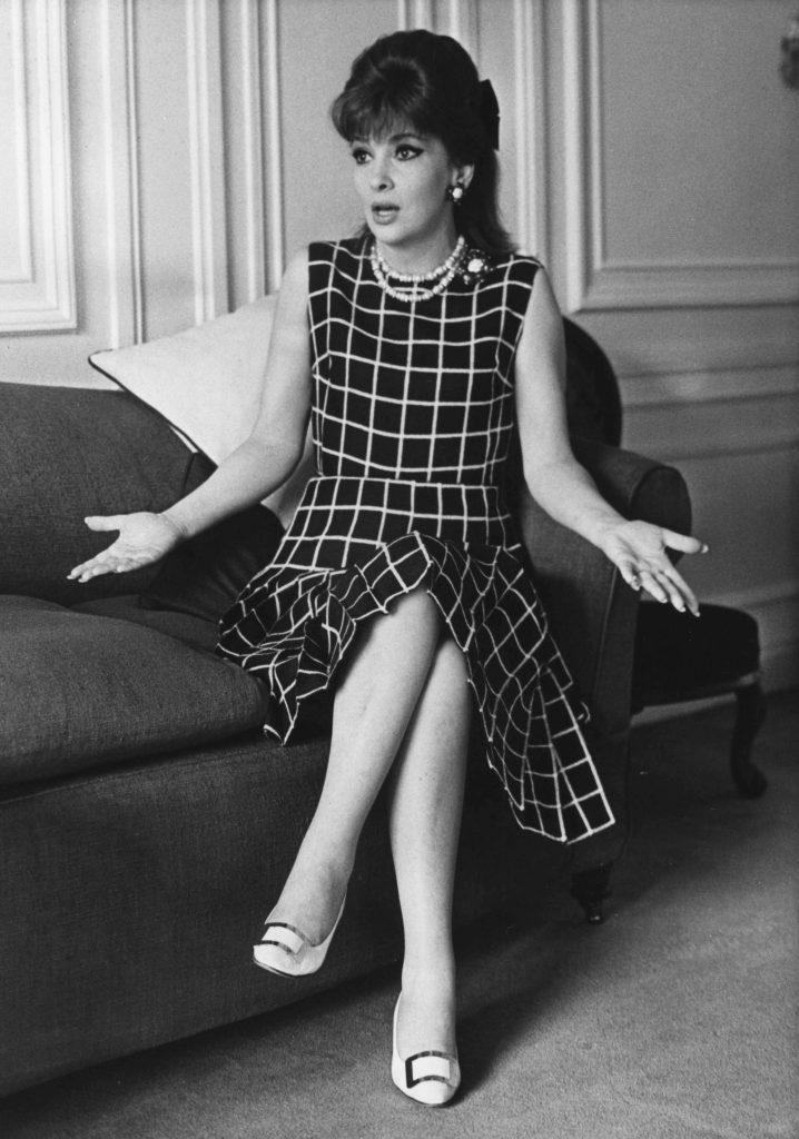 Gina, in 1967