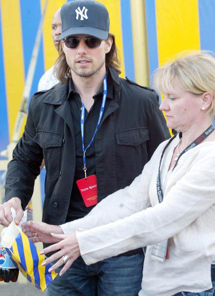 Tom Cruise 2003