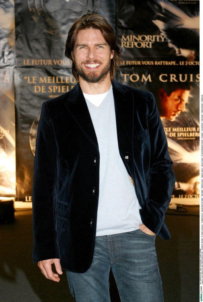 Tom Cruise 2004