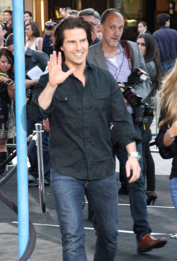 Tom Cruise 2011