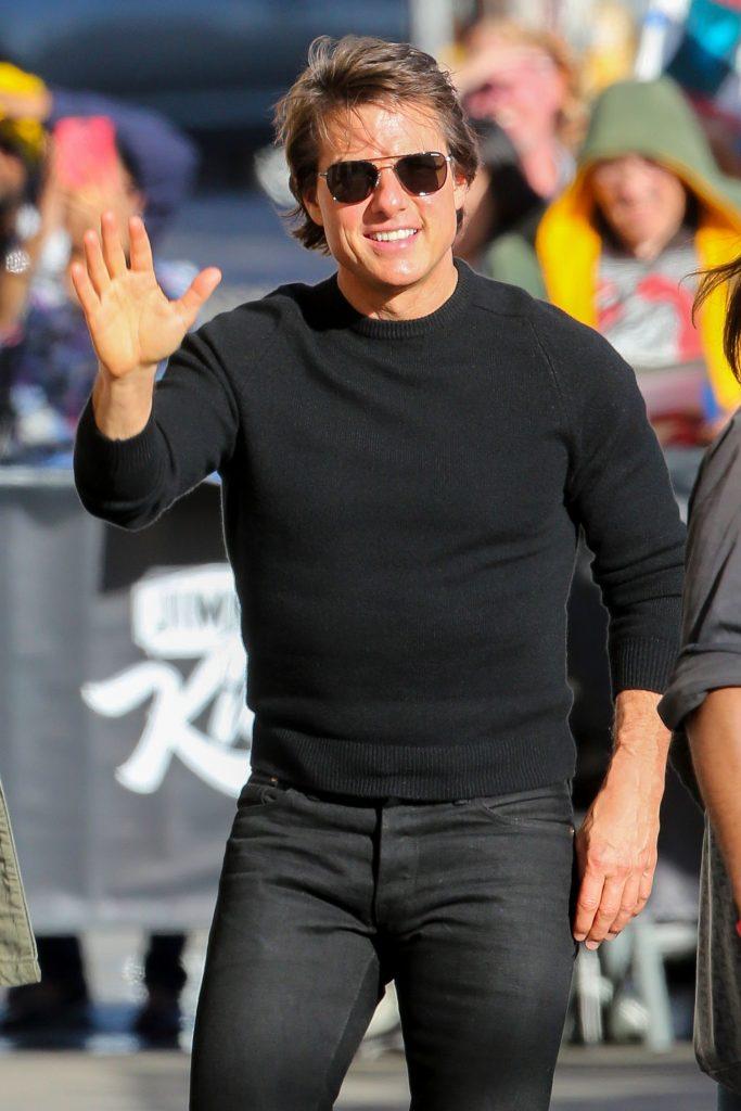 Tom Cruise 2016