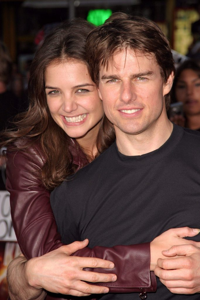 Tom Cruise si Katie Holmes 2005
